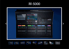 Download the M-5000 Photo Pack