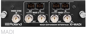 Roland M-5000 MADI Expansion Card