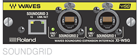 Roland M-5000 SoundGrid Expansion Card